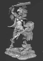 Worlds Of Fantasy: Montezuma's Daughte