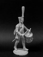 Drummer of grenadiers regiments & companies, Russia 1812-14