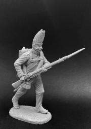 Grenadier (or fusilier) of the Pavlovskiy grenadier regiment, Russia 1812-14