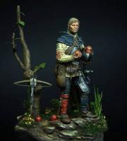 Medieval Crossbowman XV c.